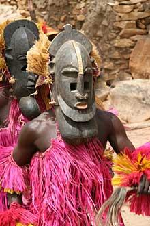 Afrika Sitten und Gebräuche