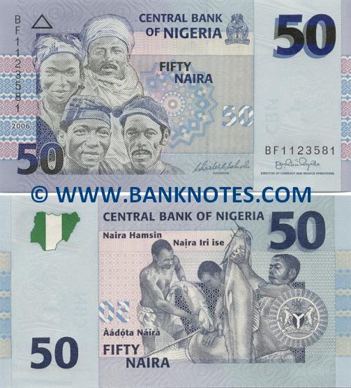 Banknote Nigeria
