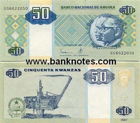 Banknote Kenia