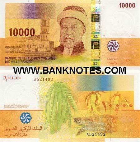 Banknote Kommoren