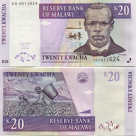 Banknote Malawi