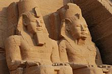 Ägypten - Tempel Abu Simbel