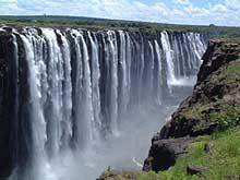 Simbabwe - Victoria Falls