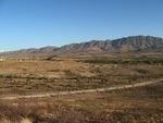 Usakos einer der heissesten Orte Namibias