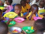 Kids beim Essen