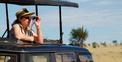 Safaris in Afrika