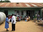 Health Centre Aids Patienten Kiziba
