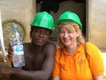 Kamerun / Helfer der Brunnenbauer
