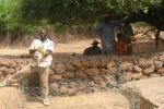 Burkina Faso Baustelle