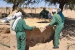 Tschad Brunnen