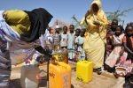 Tschad Wasserverteilung