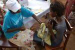 Unicef hilft einem Kind