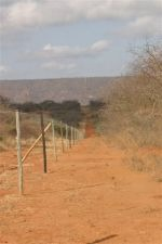 Kenia - Der lange Elektrozaun