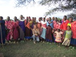 Massai Frauenprojekt